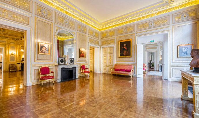 Palais Vivienne, Une adresse confidentielle